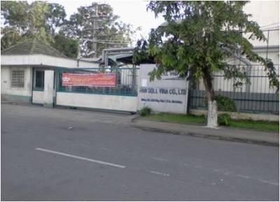 PHOTO Cty Hansoll Vina - accomp ARTICLE Công ty Hansoll Vina tàn nhẫn với công nhân
