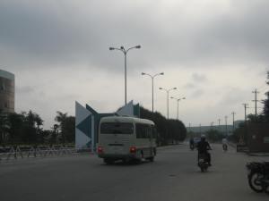 Đường vào khu công nghiệp Điện Nam, Điện Ngọc