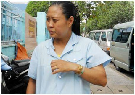 TinTongHopLDV 20130522 - Chết trong hầm vàng - Nữ công nhân có thai bị ngược đãi