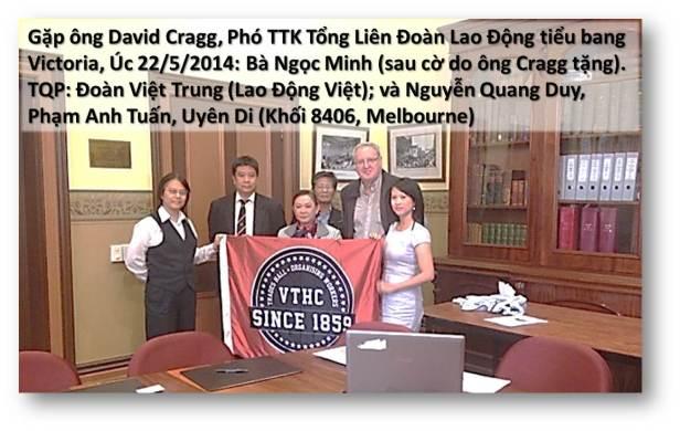ILLUS 20140523 - Nếu phải xuống địa ngục để tranh đấu cho con tôi, tôi cũng xuống - Mẹ của tù nhân Đỗ Thị Minh Hạnh