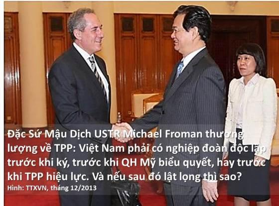 ILLUS - BanTinLDV 20140524 TPP- QH My cong tac voi USTR ve chuong Lao Dong va CSVN