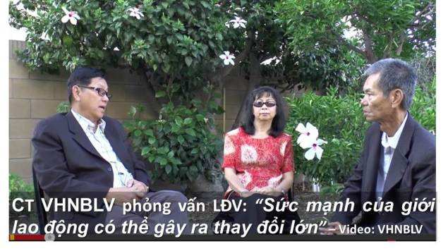 ILLUS Phong van LDV 20140603- Suc manh cua gioi lao dong co the gay ra thay doi lon