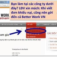 Bản Tin LĐV 20150206- Công nhân may mặc nên biết đến Better Work VN ●|● Textile workers better know Better Work Vietnam